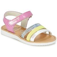 Schuhe Mädchen Sandalen / Sandaletten Pablosky RETOKIA Multicolor