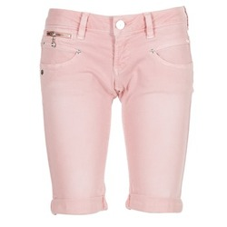 Kleidung Damen Shorts / Bermudas Freeman T.Porter BELIXA NEW MAGIC COLOR Rose