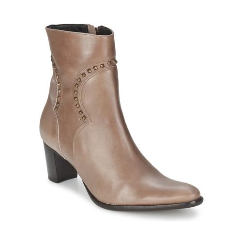 Schuhe Damen Low Boots Betty London GRELOT Maulwurf