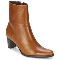 Schuhe Damen Low Boots Betty London GALET Camel