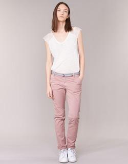 Kleidung Damen 5-Pocket-Hosen Esprit HOUISSA Rose