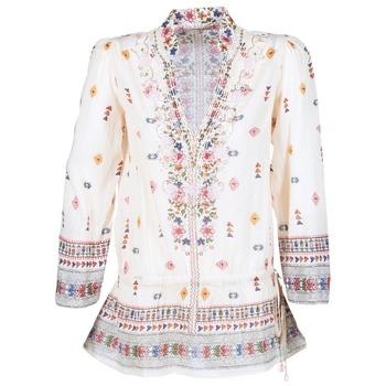 Kleidung Damen Tuniken Derhy DETENTE Naturfarben