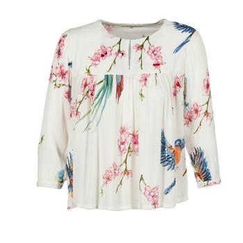 Kleidung Damen Tops / Blusen Derhy DIGNE Naturfarben