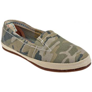 Schuhe Herren Slip on O-joo M100-Beleg auf turnschuhe