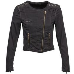 Kleidung Damen Jacken / Blazers Esprit PARKEL Schwarz
