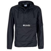 Kleidung Herren Windjacken Columbia CHALLENGER Schwarz