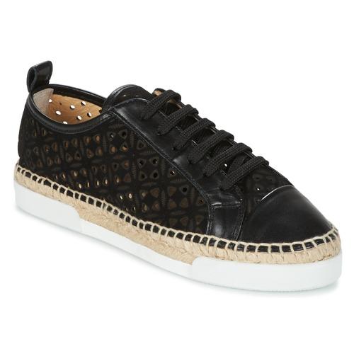 Sonia Rykiel 622348 Schwarz Schuhe Sneaker Low Damen 144,50