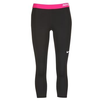 Kleidung Damen Leggings Nike NP CL CAPRI Schwarz / Rose