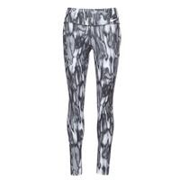 Kleidung Damen Leggings Nike PWR LGND TGHT PRNT Grau / Schwarz