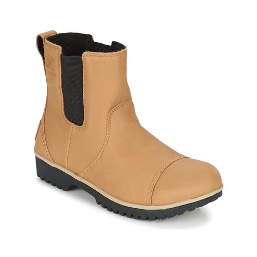 Sorel MEADOW CHELSEA Beige  Schuhe Boots Damen 103,96