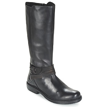 Schuhe Damen Boots Kickers MOTCAST Schwarz