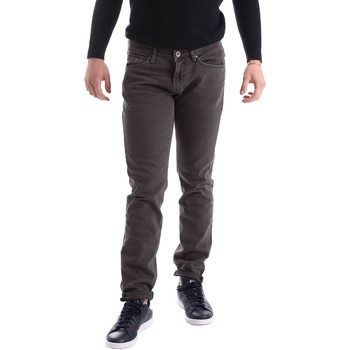 Kleidung Herren 5-Pocket-Hosen Meltin'pot G2383-GM005 Jeans Man Grey Grey
