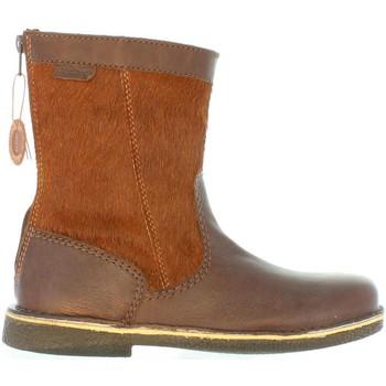 Schuhe Damen Klassische Stiefel Kickers 511630-50 LEXY Marrón