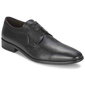 Schuhe Herren Derby-Schuhe So Size ORLANDO Schwarz