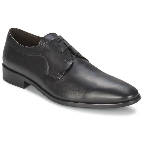 So Size ORLANDO Schwarz  Schuhe Derby-Schuhe Herren 139