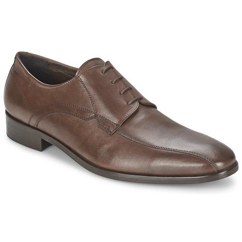 Schuhe Herren Derby-Schuhe So Size CURRO Braun