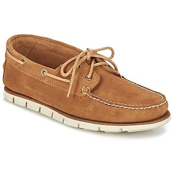Schuhe Herren Bootsschuhe Timberland Tidelands 2 Eye Braun