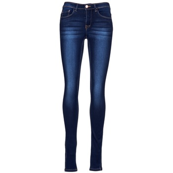 Kleidung Damen Slim Fit Jeans Only ULTIMATE Blau