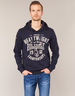 Kleidung Herren Sweatshirts Lonsdale INGLETON Blau