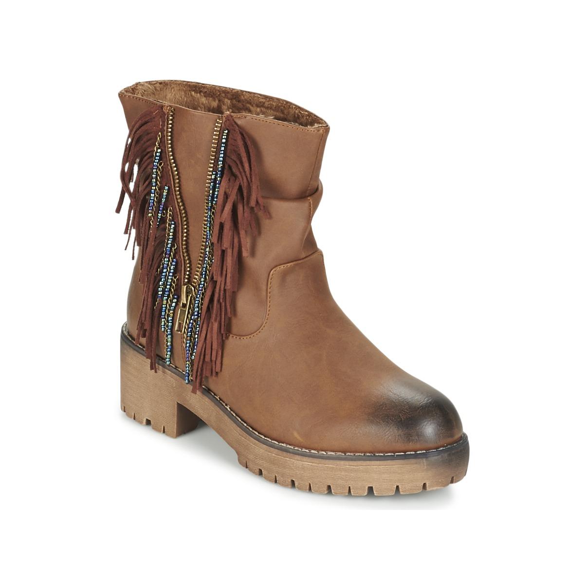 Coolway BARINA Camel - Kostenloser Versand bei Spartoode ! - Schuhe Boots Damen 41,39 €