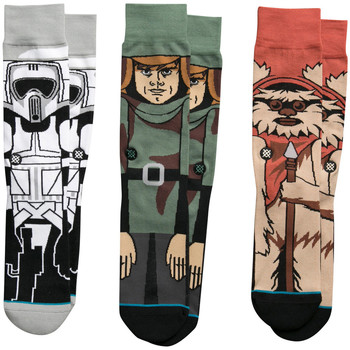 Accessoires Herren Socken & Strümpfe Stance Star Wars Return Of The Jedi Schwarz
