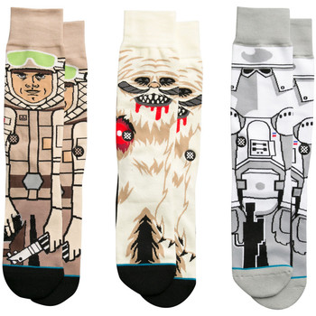 Accessoires Herren Socken & Strümpfe Stance Star Wars Empire Strikes Back Schwarz