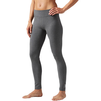Kleidung Damen Leggings Reebok Sport Elements Leggings Grau