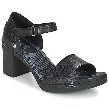 Schuhe Damen Sandalen / Sandaletten Art CANNES Schwarz