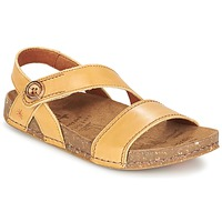 Schuhe Damen Sandalen / Sandaletten Art WE WALK Camel