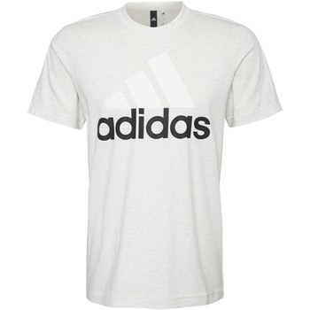 Kleidung Herren T-Shirts Adidas Athletics Essentials Longsleeve Weiß