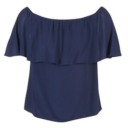 Kleidung Damen Tops / Blusen Betty London GIVATE Marine