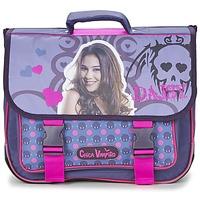 Taschen Mädchen Schultasche Dessins Animés CHICA VAMPIRO CARTABLE 38CM Violett