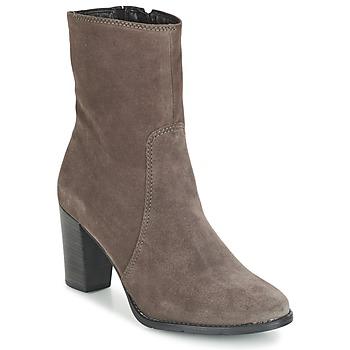 Schuhe Damen Low Boots Tamaris JENNY Anthrazit