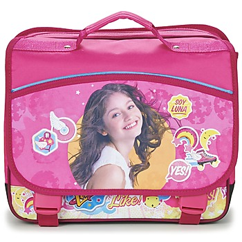 Taschen Mädchen Schultasche Disney SOY LUNA CARTABLE 38CM Rose