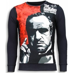 Kleidung Herren Sweatshirts Local Fanatic Padrino The Godfather Grau