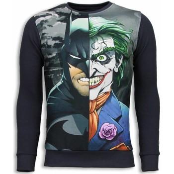 Kleidung Herren Sweatshirts Local Fanatic Bad Joker Grau