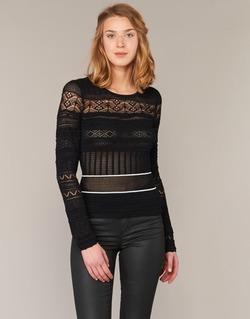 Kleidung Damen Pullover Morgan MARAI Schwarz