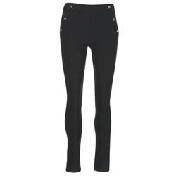 Kleidung Damen 5-Pocket-Hosen Morgan PSHAPA Schwarz