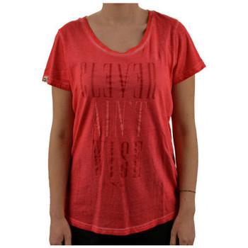 Kleidung Damen T-Shirts Puma Washed t-shirt