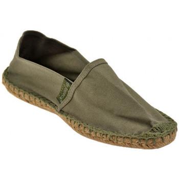Schuhe Damen Slipper De Fonseca Vincenzmokassinhalbschuhemokassinhalbschuhe mokassin halbschuhe Beige
