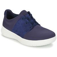 Schuhe Damen Sneaker Low FitFlop SPORTYPOP X SNEAKER Marine