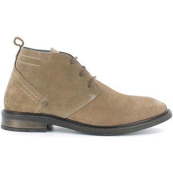 Schuhe Herren Boots Wrangler WM162050 Ankle Man Taupe Taupe