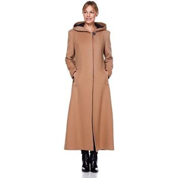 Kleidung Damen Trenchcoats De La Creme parent BEIGE