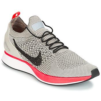 Schuhe Damen Sneaker Low Nike AIR ZOOM MARIAH FLYKNIT RACER PREMIUM W Grau / Rose