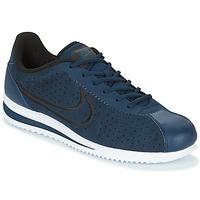 Schuhe Herren Sneaker Low Nike CORTEZ ULTRA MOIRE 2 Blau / Schwarz