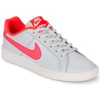 Schuhe Mädchen Sneaker Low Nike COURT ROYALE GRADE SCHOOL Grau / Rose