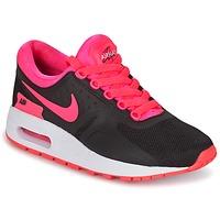 Schuhe Mädchen Sneaker Low Nike AIR MAX ZERO ESSENTIAL GRADE SCHOOL Schwarz / Rose