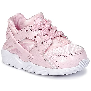 Schuhe Mädchen Sneaker Low Nike HUARACHE RUN SE TODDLER Rose