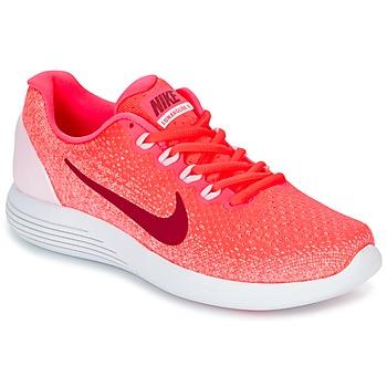 Schuhe Damen Laufschuhe Nike LUNARGLIDE 9 W Rose