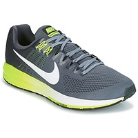 Schuhe Herren Laufschuhe Nike AIR ZOOM STRUCTURE 21 Grau
